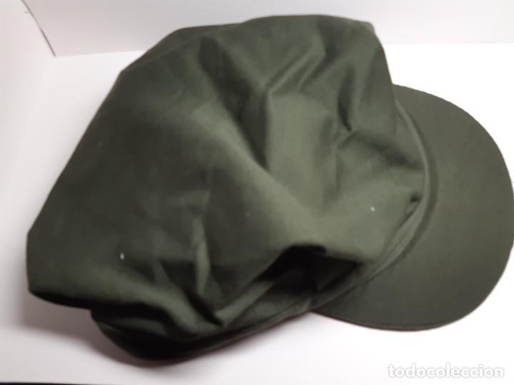 GORRA TIPO MARINE (Militar - Boinas y Gorras )