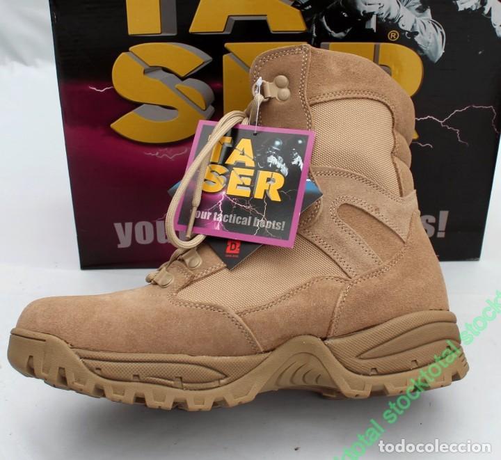 Taser Bota T/áctica Waterproof Talla 40