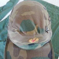 Militaria: GORRA UNIFORME DE CAMPAÑA AÑOS 90 EJÉRCITO DE ESPAÑA. Lote 150074284