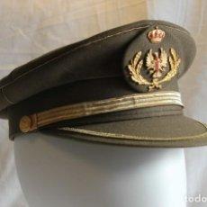 Militaria: GORRA OFICIAL EJERCITO TIERRA. Lote 150146706