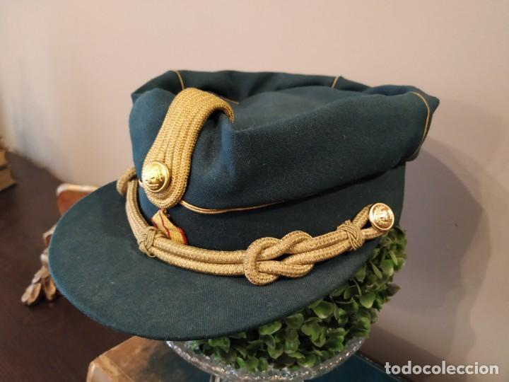 Militaria: GORRA BRIGADA CRUZ ROJA. - Foto 4 - 150239350