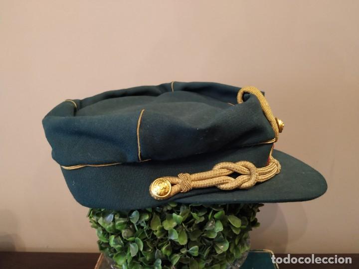 Militaria: GORRA BRIGADA CRUZ ROJA. - Foto 8 - 150239350