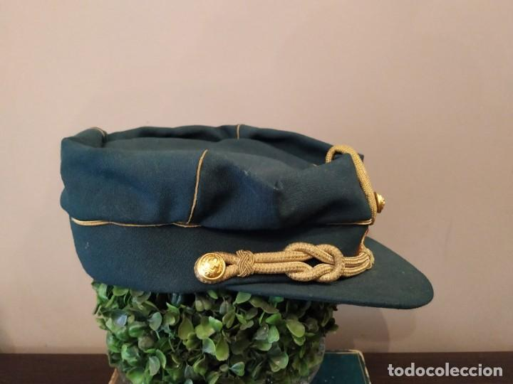 Militaria: GORRA BRIGADA CRUZ ROJA. - Foto 9 - 150239350