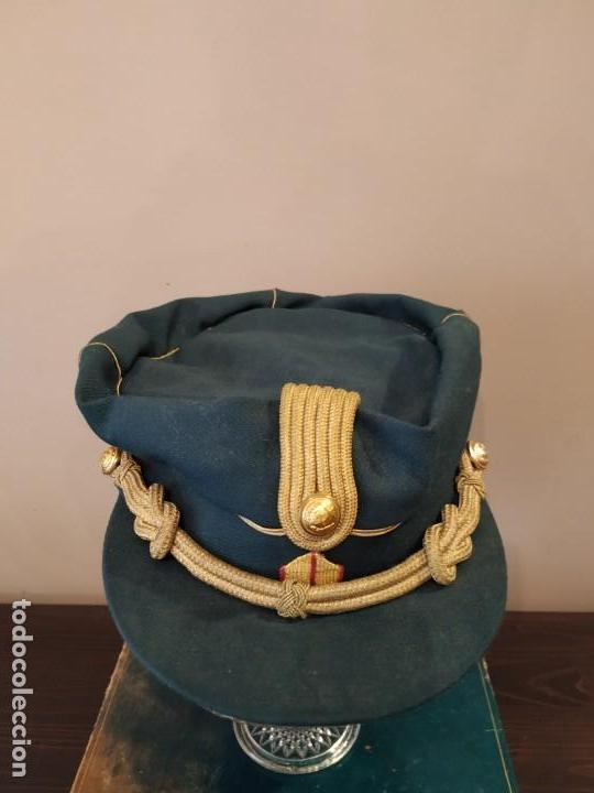 Militaria: GORRA BRIGADA CRUZ ROJA. - Foto 7 - 150239350