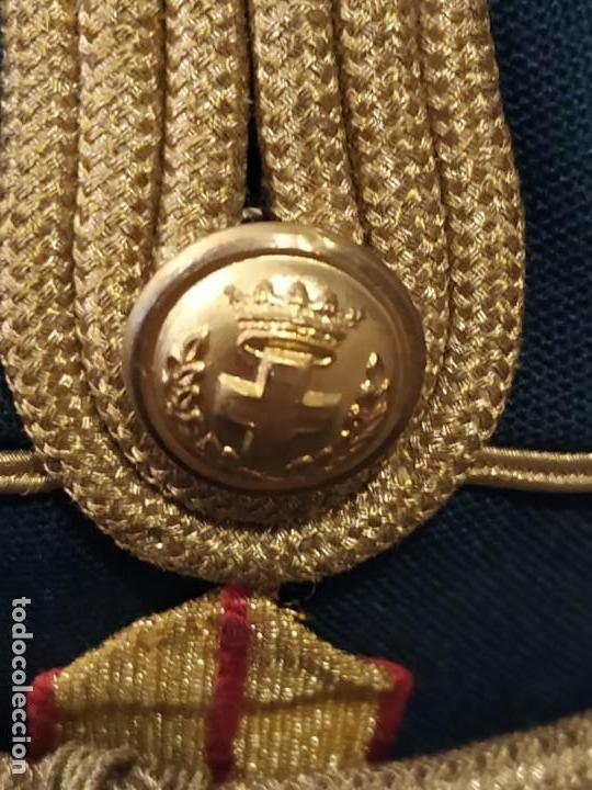 Militaria: GORRA BRIGADA CRUZ ROJA. - Foto 5 - 150239350