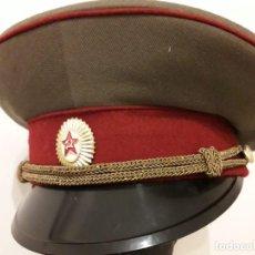 Militaria: GORRA OFICIAL EJERCITO DE LA URSS. Lote 151223170