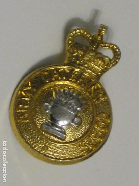 Militaria: Dos botones Army Catering Corps. - Foto 2 - 151536806