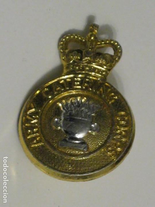 Militaria: Dos botones Army Catering Corps. - Foto 3 - 151536806