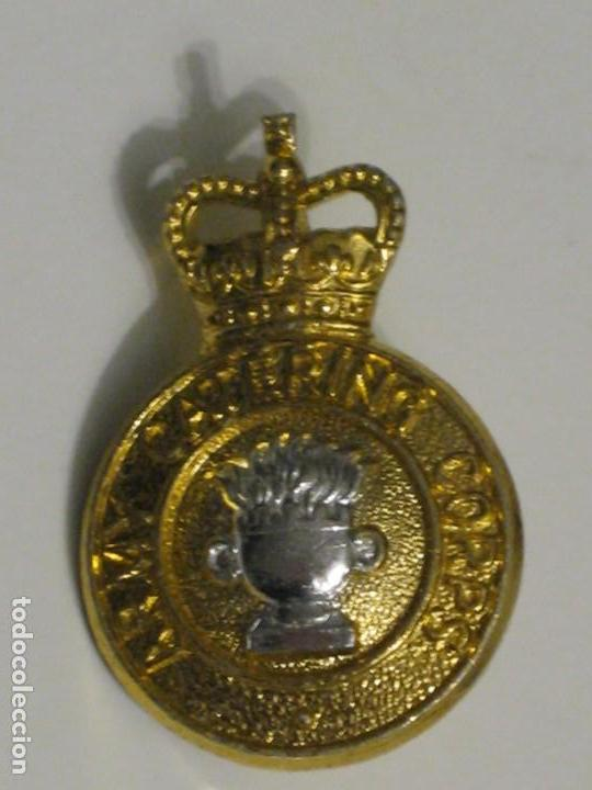 Militaria: Dos botones Army Catering Corps. - Foto 7 - 151536806
