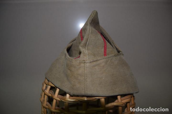 Militaria: gorra tipo platano - Foto 2 - 151997954