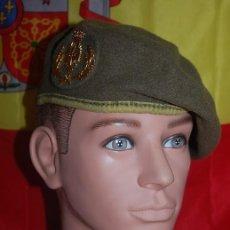 Militaria: BOINA EJERCITO DE TIERRA PARA OFICIALES Y JEFES AÑO 1994. Lote 152475010