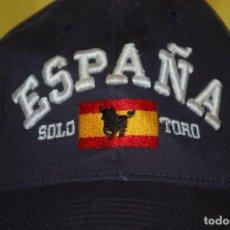 Militaria: GORRA ESPAÑA SOLO TORO. Lote 152476270