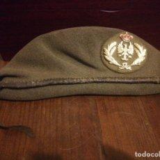 Militaria - BOINA OFICIAL EJÉRCITO DE TIERRA. - 152498742