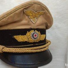 Militaria: GORRA GENERAL LUFTWAFFE. Lote 152761782
