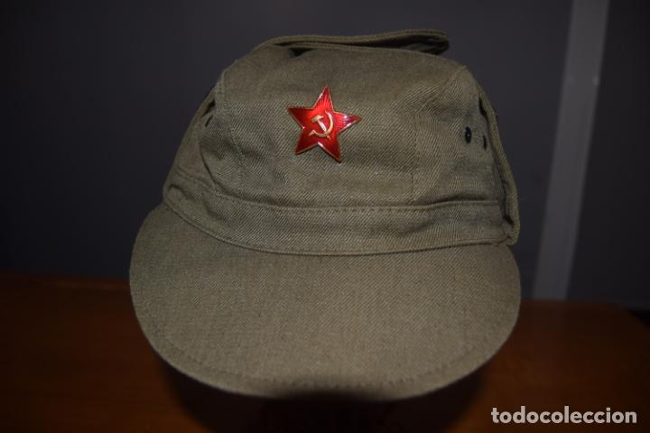 Militaria: gorra militar - Foto 2 - 152967698