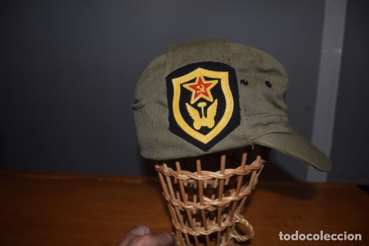 Militaria: gorra militar - Foto 3 - 152967698