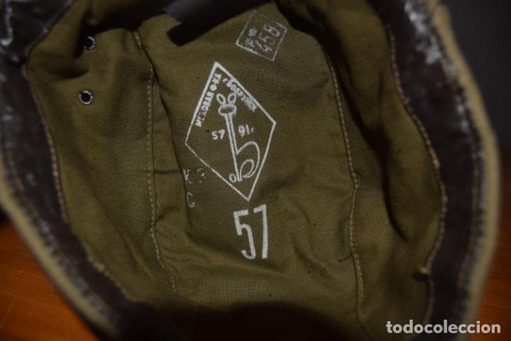 Militaria: gorra militar - Foto 4 - 152967698