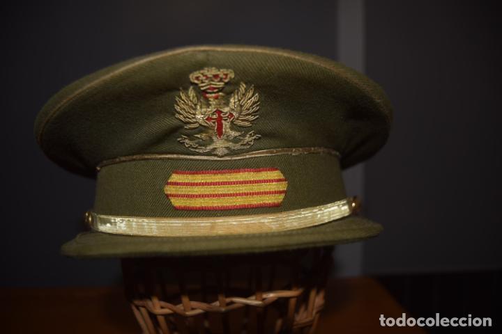 GORRA MILITAR (Militar - Boinas y Gorras )