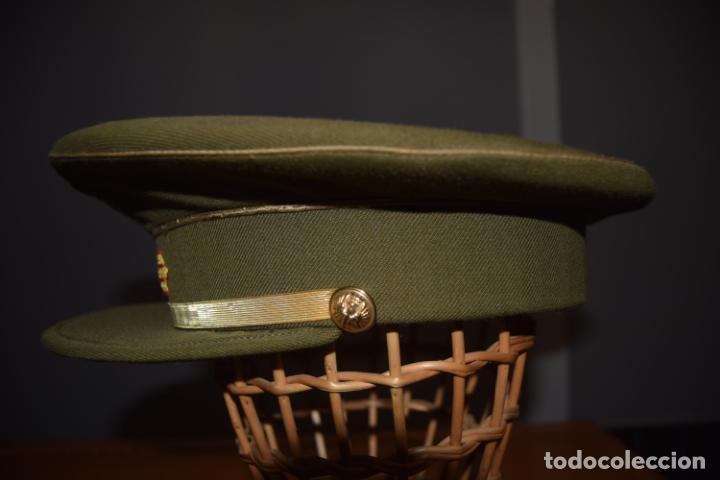 Militaria: gorra militar - Foto 2 - 152968202