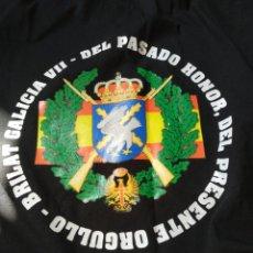 Militaria: CAMISETA BRIGADA INFANTERIA LIGERA. AEROTRANSPORTABLE.. Lote 153180080