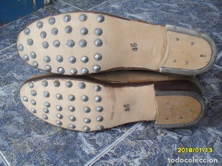 Militaria: repro botas aleman WH de cordones - Foto 2 - 150963409