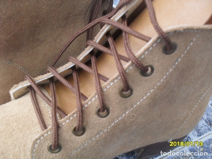 Militaria: repro botas aleman WH de cordones - Foto 4 - 150963409