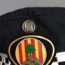 Militaria: BOINA DE VERANO POLICÍA LOCAL DE CATALUÑA. BONITA BOINA DE VERANO. ALTAFULLA. Lote 153664130