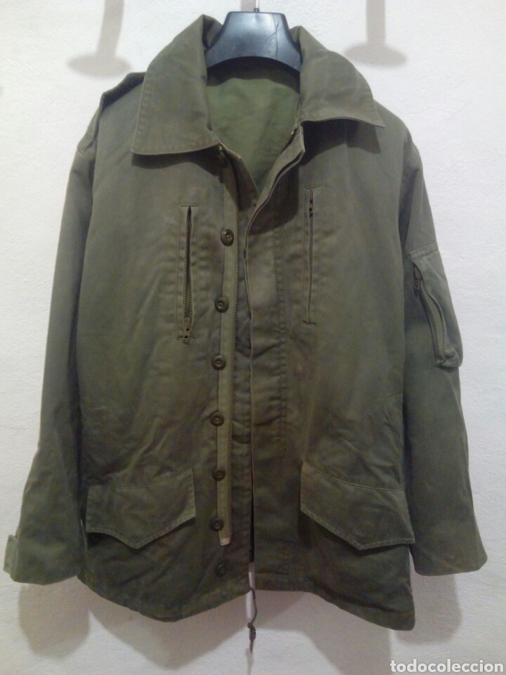 Antigua chaqueta tres cuartos militar - Verkauft durch ...