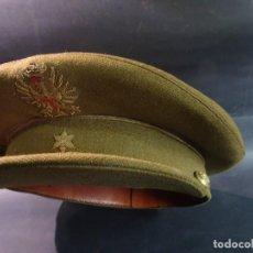Militaria: ANTIGUA GORRA DE PLATO ALFEREZ, VER FOTOS. Lote 154063366