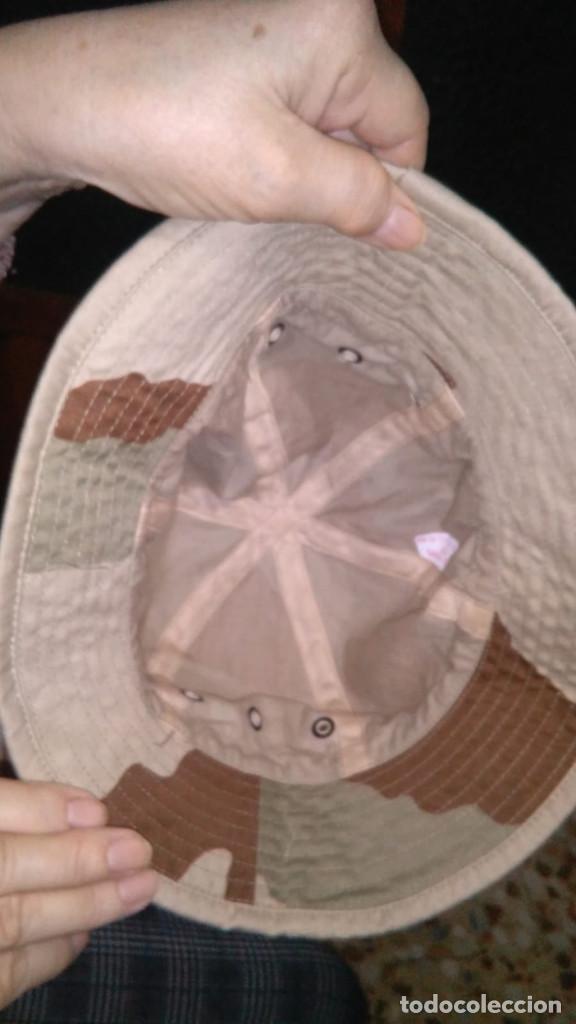 Militaria: Gorro de camuflaje arido de Bélgica - Foto 2 - 154173542