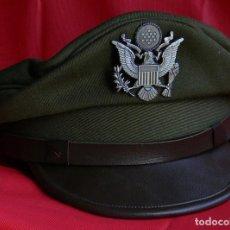 Militaria: REPRO - GORRA DE PLATO DE PILOTO USAF EN LA SEGUNDA GUERRA MUNDIAL - TALLA GRANDE. Lote 157006481