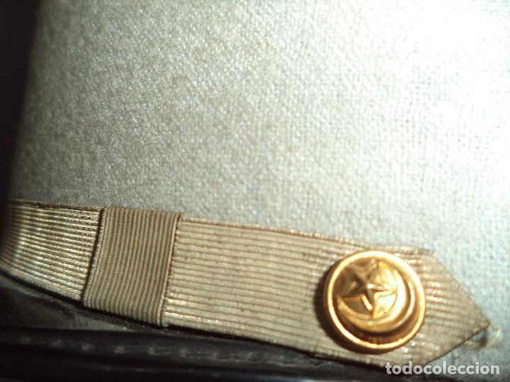 Militaria: Kepi de Teniente de Spahis - Guerra Indochina Algéria - Colónias - França - Foto 7 - 154550994