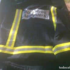Militaria: CAZADORA FAENA BOMBEROS AEROPUERTO. Lote 154868678