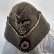 Militaria: BIRRETE DE OFICIAL EJERCITO ALEMAN. Lote 154980562