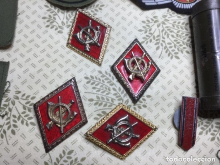 Military: Lote Infantería , insignias ,emblema , símbolos - Foto 2 - 155400582