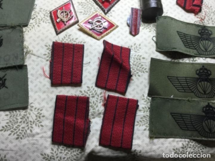Military: Lote Infantería , insignias ,emblema , símbolos - Foto 8 - 155400582