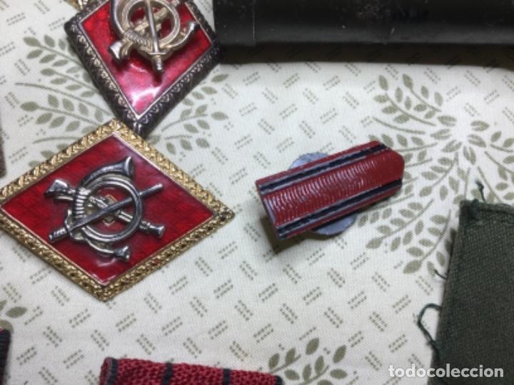 Military: Lote Infantería , insignias ,emblema , símbolos - Foto 11 - 155400582