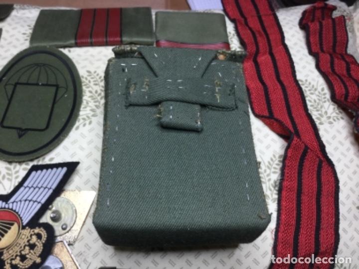 Military: Lote Infantería , insignias ,emblema , símbolos - Foto 14 - 155400582
