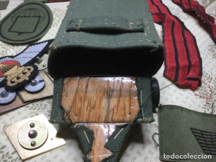Military: Lote Infantería , insignias ,emblema , símbolos - Foto 15 - 155400582