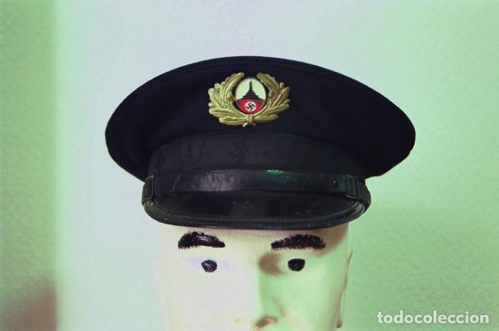 ALEMANIA - EX-COMBATIENTE 2ª GUERRA MUNDIAL (Militar - Boinas y Gorras )