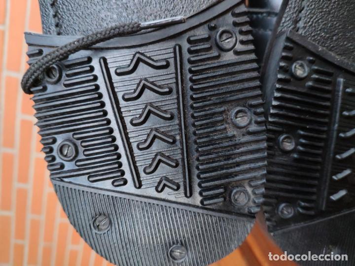 Militaria: Botas Segarra 3 hebillas ejército español talla 47 - Foto 14 - 155874290