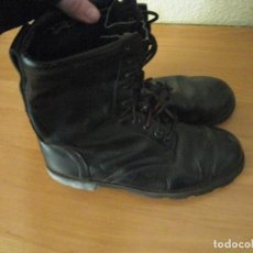 Militaria: BOTAS MILITARES EJERCITO DE TIERRA ESPAÑA -- TALLA 45. Lote 156449622