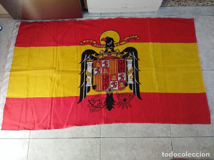 Bandera De España Con El águila De San Juan Fr Sold At Auction 156535450