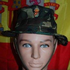 Militaria: GORRA CHAMBERGO MIMETIZADO UME UNIDAD MILITAR DE EMERGENCIAS. Lote 156755702