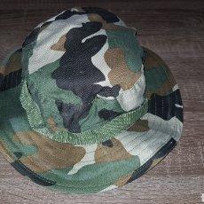 Militaria: GORRO MILITAR AMERICANO US ARMY JUNGLE HAT. Lote 157211460