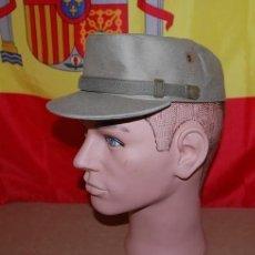 Militaria: GORRA COREANA EJERCITO DE TIERRA ESPAÑOL AÑOS 60/70 VARIANTE 1. Lote 157413494