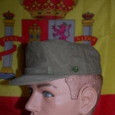 Militaria: GORRA COREANA EJERCITO DE TIERRA ESPAÑOL AÑOS 60/70 VARIANTE 2. Lote 157429718