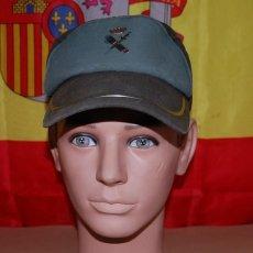Militaria: GORRA DE SERVICIO GUARDIA CIVIL-05 (DESCATALOGADA). Lote 157769998