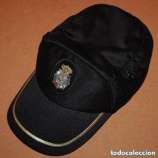 Militaria - GORRA DE SERVICIO POLICIA NACIONAL ESCALA BASICA TALLA M AJUSTABLE - 157770514