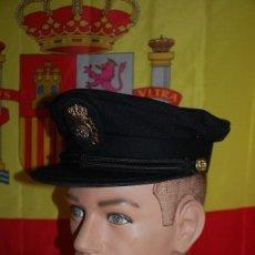 Militaria - GORRA DE PLATO POLICIA NACIONAL TALLA 55-02 - 157770658